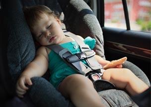 Cadeira para auto: segurança essencial para a criança
